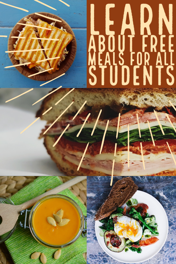 Learn about free meals for all students